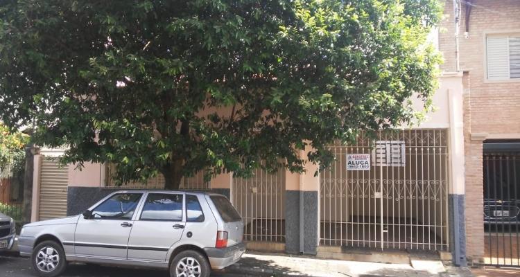 Rua Padre Leão