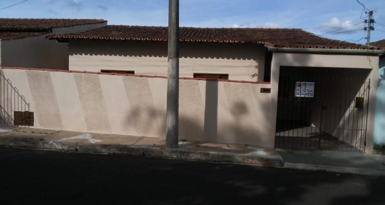Rua Domingos Felix Gondin