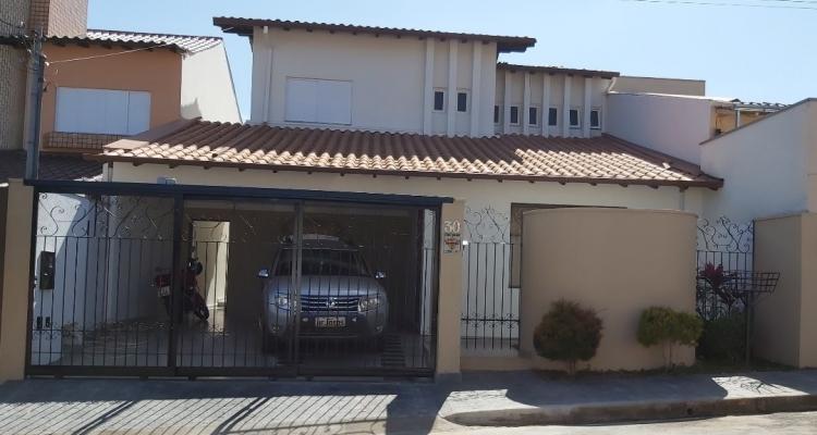 Rua Aparecida Santos Marques