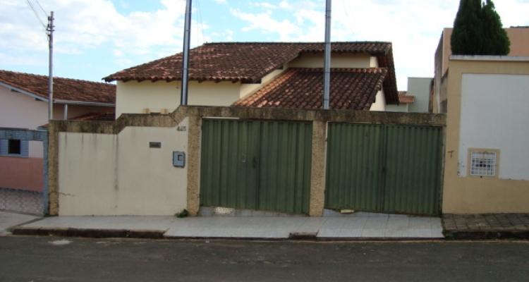 Rua Ana Antônia de Rezende