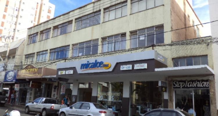 Rua Presidente Olegário Maciel