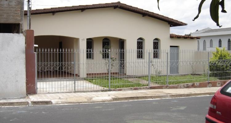 Rua Maria Abadia Borges