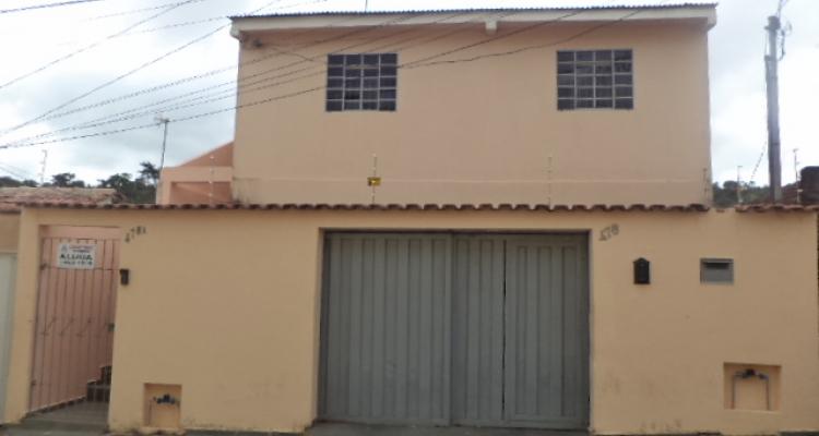 Rua Teófilo dos Santos