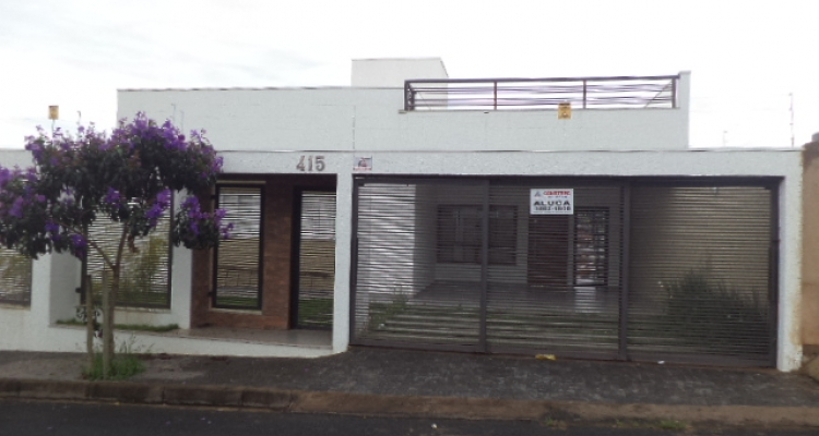 Rua André Alves Barcelos