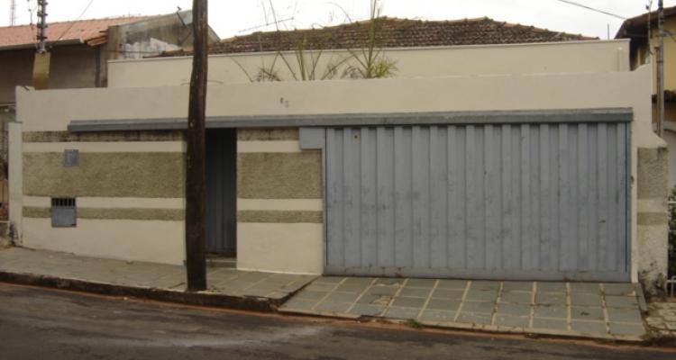 Rua Cláudio José de Faria