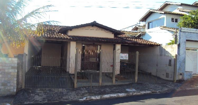 Rua Professora Maria Soares Santos