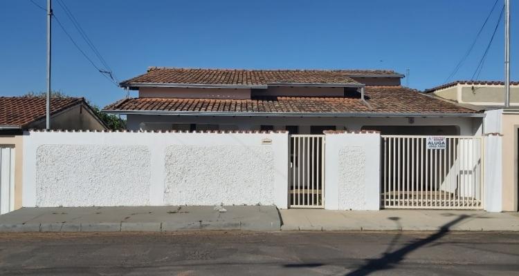 Avenida Caricio Afonso Ribeiro
