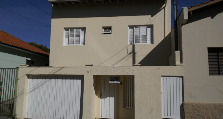 Rua São Vicente