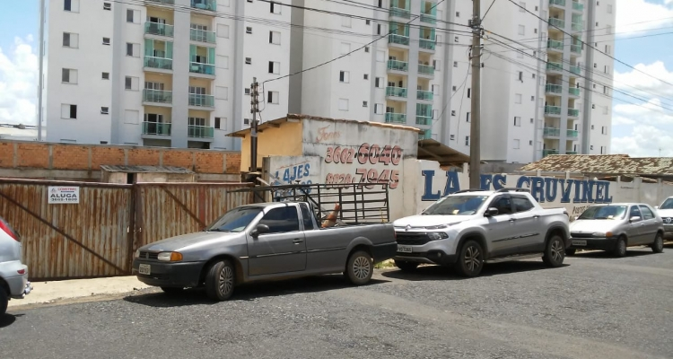 Rua Agenor Braga de Araujo